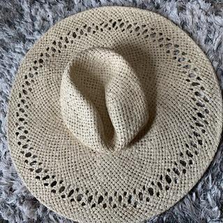 H&M麦わら帽子