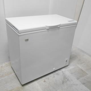 ハイアール 冷凍庫 ストッカー JF-NC205F-1『良品中古...
