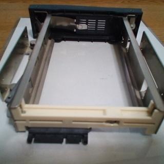 リムーバブルケース TSUKUMO EX-SARC1B - パソコン
