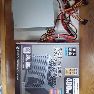 PC電源 玄人志向 KRPW-L5-400W/80+