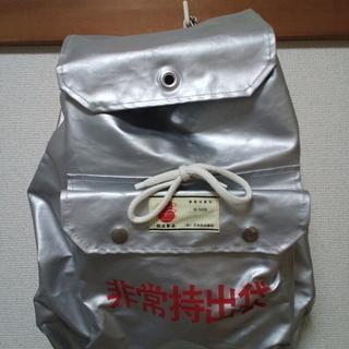 非常持出し袋 日本防炎協会 防炎製品 縦42cm、幅38cm