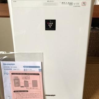 8000円→7000円 中古 2017年製 空気清浄機 SHAR...