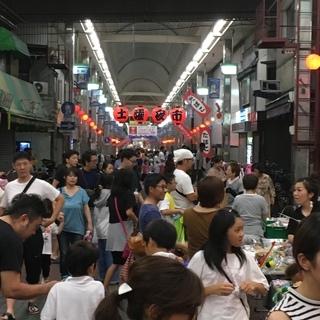 8月24日(土)土曜夜市コラボ フリーマーケット開催!