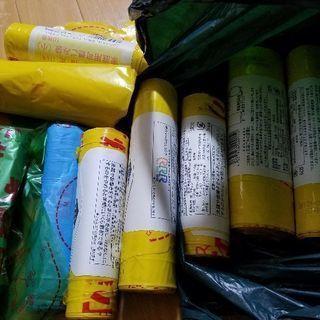 飯塚市指定燃えるゴミ袋です