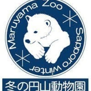 人気!!短期円山動物園のコンシェルジュ