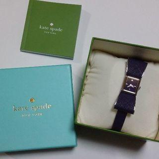 ケイト・スペード リボン腕時計 値下げしました