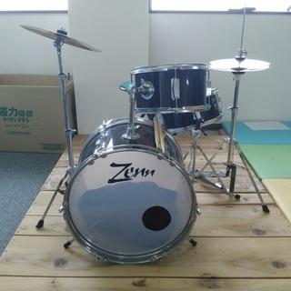 ジュニアドラムセット ZENN DJK30 BLACK