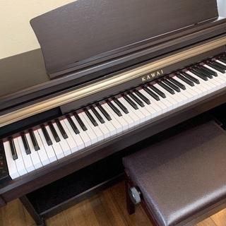 ♥︎美品 ♥︎KAWAI 電子ピアノCA12 椅子付き
