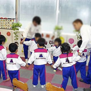 英語幼児園  幼稚園の代わりに通える英会話スクール!!  卒園時に...