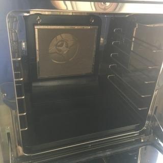 卓上ガス高速オーブン(コンベック) RCK-S20AS3 涼厨仕様