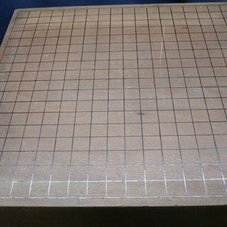 中古品 碁盤