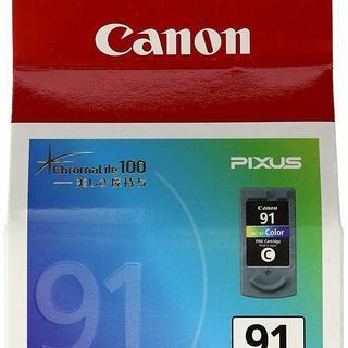 CANON インクカートリッジ BC-91  3色カラー