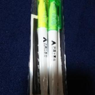 消せる蛍光ペン