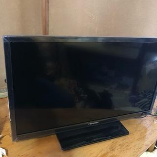 ハイセンス 20V型 液晶 テレビ