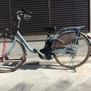 電動自転車  電動アシスト自転車