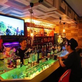 沖縄と名古屋を感じられる 隠れ家 BAR  E-sa- (いーさー)🍷