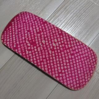 帯板 濃いピンク