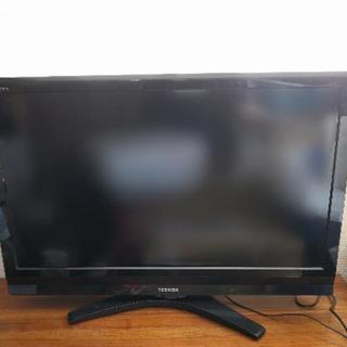 【お取引進行中】REGZA 37型 テレビ