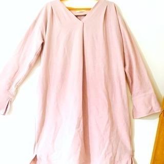 OZOC ピンク ワンピース