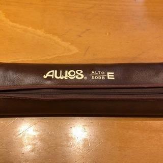 お譲りする方決まりましたAULOS アルトリコーダー ALTO5...