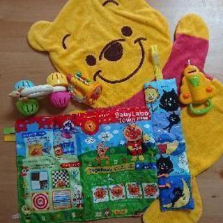 子供用おもちゃ アンパンマン色々 合計6点