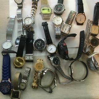 腕時計 ジャンク 100本以上 ブランド