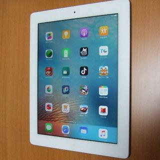 (受け渡し済)Apple iPad  64GB Wi-Fi タブ...