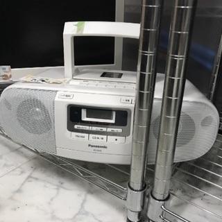 パナソニックCDラジカセ RX-D45