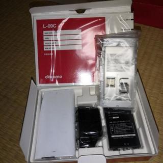 ドコモ モバイル Wi-Fi   L-09C
