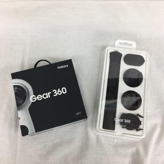 〔展示品〕Galaxy  Gear 360   360度カメラ