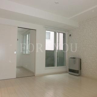 ◇中央区◆都市ガス1LDK★床カラー明るくて綺麗★対面キッチン・...
