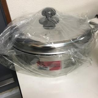大型鍋27cm おでん湯豆腐