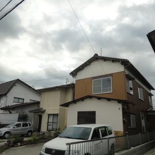 米子市夜見町ペット可一戸建て4/末空き予定 玄関がすごく広いので事務所兼住居も可能です。使い方は色々の画像