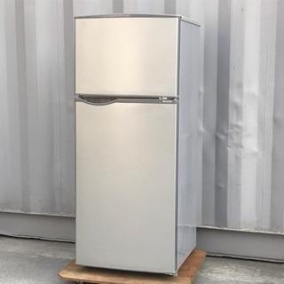 格安で!シャープ 冷蔵庫◇118L◇2016年製◇直冷◇SJ-H...