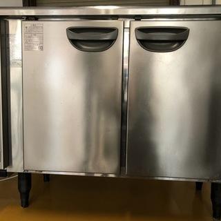 2017年製 フクシマ 業務用コールドテーブル冷蔵庫 TM…