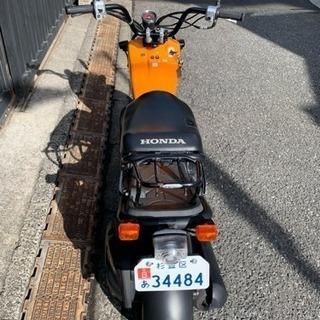 ホンダ ズーマー 低走行 美品 - バイク