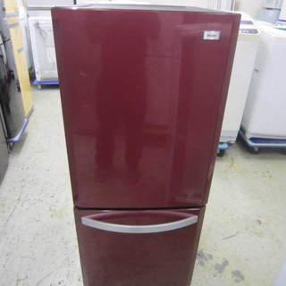 ハイアール JR-NF140K 冷蔵庫138L 2015年…