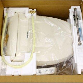 中古 パナソニック電工 温水洗浄便座  DL-EF10-DH1
