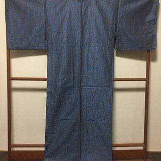 中古の着物 B-112