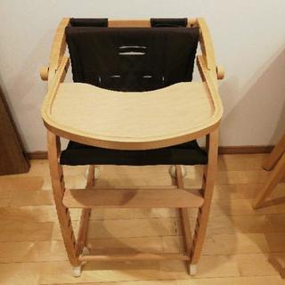 ベビーチェア ロッキングチェア ファルスカ スクロールチェア 子供椅子