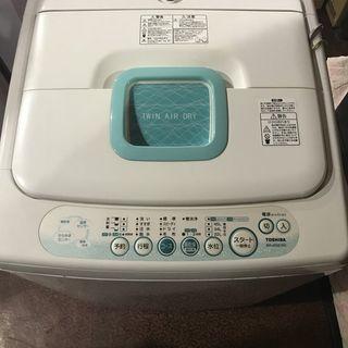 東芝 洗濯機 4.2kg AW-42SE