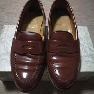 革靴 ローファー 23.5センチ