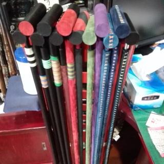 オリジナル 杖を作ります