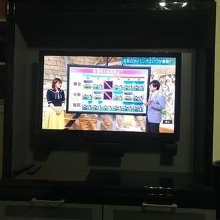 壁掛けテレビボード