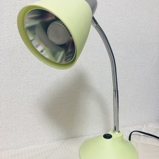 ライトグリーン 卓上ライト