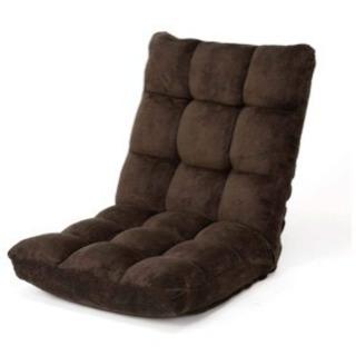 サンワダイレクト 座椅子 ふあふあチェア