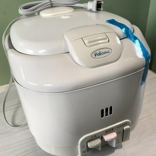 パロマ  電子ジャー付ガス炊飯器 PR-100J