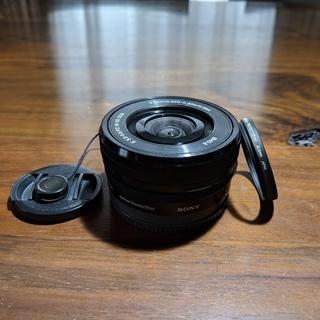 SONY Eマウントレンズ SELP1650+フィルター