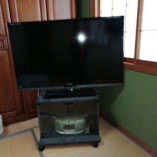 シャープ液晶ハイビジョンテレビ LC-46Z5