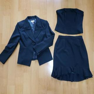 可愛い系スーツ 黒 11AR67